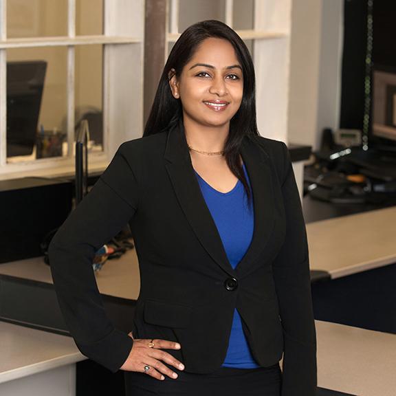 Payal Swarnkar, Project Manager