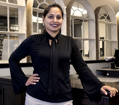Vijita Pandey, CAD Specialist