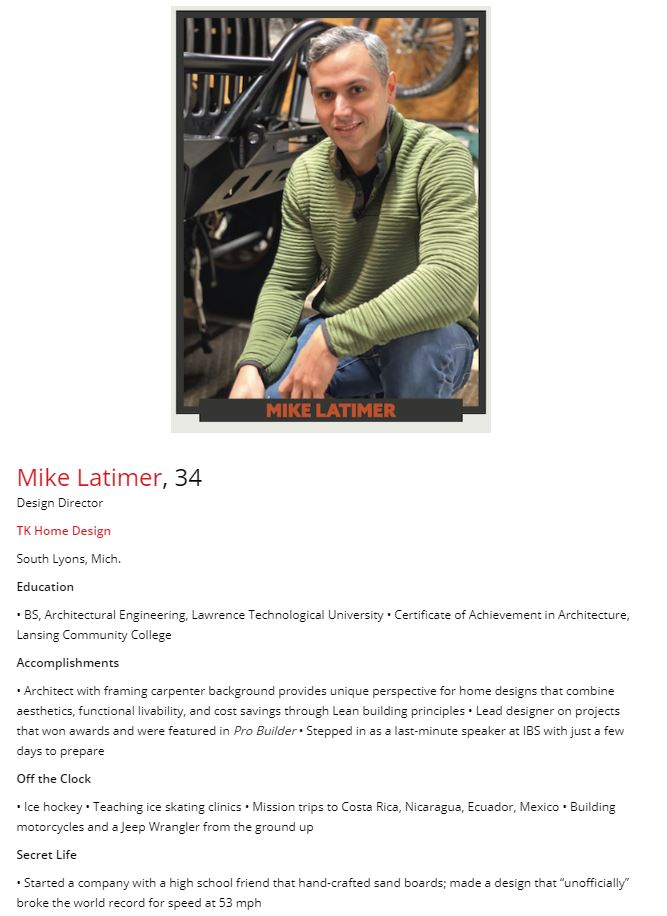 Mike Latimer